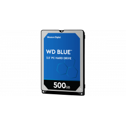 WD Mobile Blue 500GB 2.5...