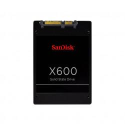 """WD X600 SSD 256GB 2.5"""" SATA"""