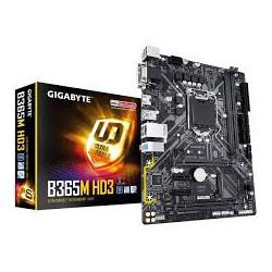 Gigabyte B365M HD3 mATX