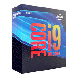 INTEL Core i9-9900K 3.6GHz...