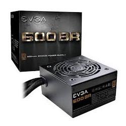 EVGA BR 600W. 80+ Bronze