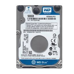 WD Blue Mobile 500GB HDD...