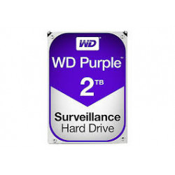 "WD PURPLE 2TB 3.5"" SATA3..."