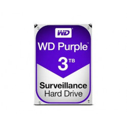 "WD PURPLE 3TB 3.5"" SATA3..."