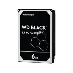 """WD BLACK 6TB 3.5"""" SATA3..."""