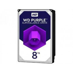 "WD PURPLE 8TB 3.5"" SATA3..."