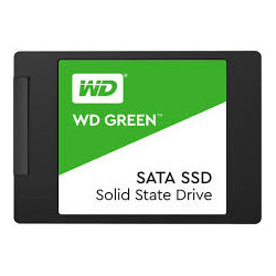 WD Green SSD 480GB SATA III