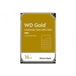 "WD Gold 16TB HDD SATA3 3.5""..."